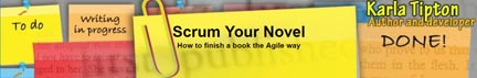 Scrum Your Novel